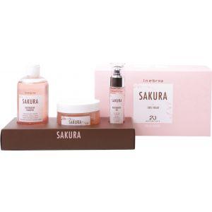 Inebrya Sakura Restorative Kit