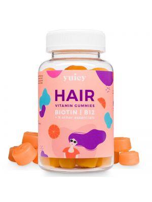 Yuicy Hair Vitamin Gummies 60 Stück 210g