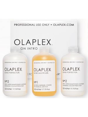 OLAPLEX Salon Intro Kit No.1+ 2x No.2 525ml