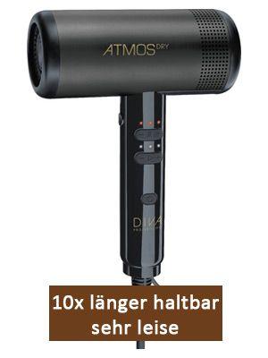 Diva Haartrockner Atmos Dry schwarz